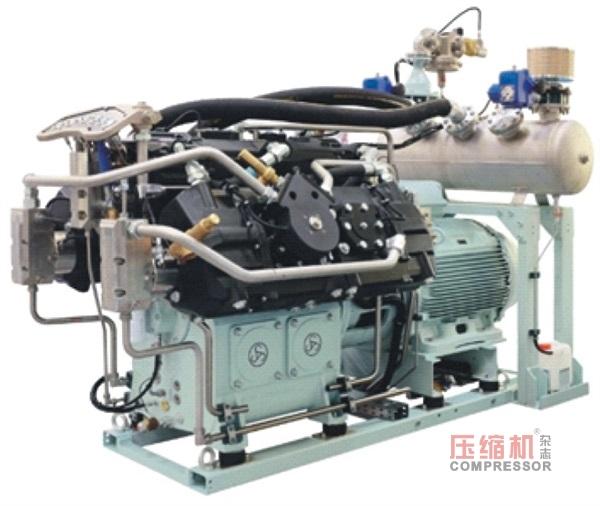 高效回收稀有气体对压缩机提出新要求