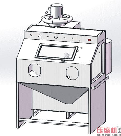 浅析喷砂设备对压缩空气品质要求