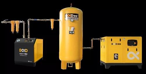 一秒变好手 空压机商不会汇报你的事,如何设置储气罐!